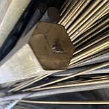 Шестигранник латунний 41 мм ЛС59, фото 4