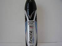 Аэрозольный мужской дезодорант антиперспирант Rexona Invisible Ice 150 мл. (Рексона Невидимый лед)
