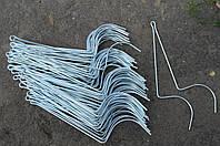Граблина 6 мм оригинал (зуб, пружина, проволока) к граблям-ворошилкам солнышко ПОЛЬША