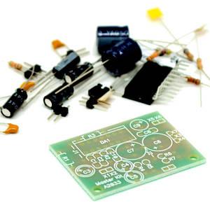 Набори і компоненти для самостійної збирання електроніки