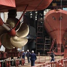 Суднобудування і судноремонт