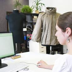 Изготовление промышленных лекал для одежды