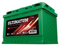 Автомобильная стартерная батарея Akom Ultimatum 6СТ-70 570 53 04 R+