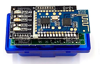 """Автомобильный сканер ошибок ELM327 V1.5 Bluetooth mini obd2, диагностический автосканер """"Black version"""""""