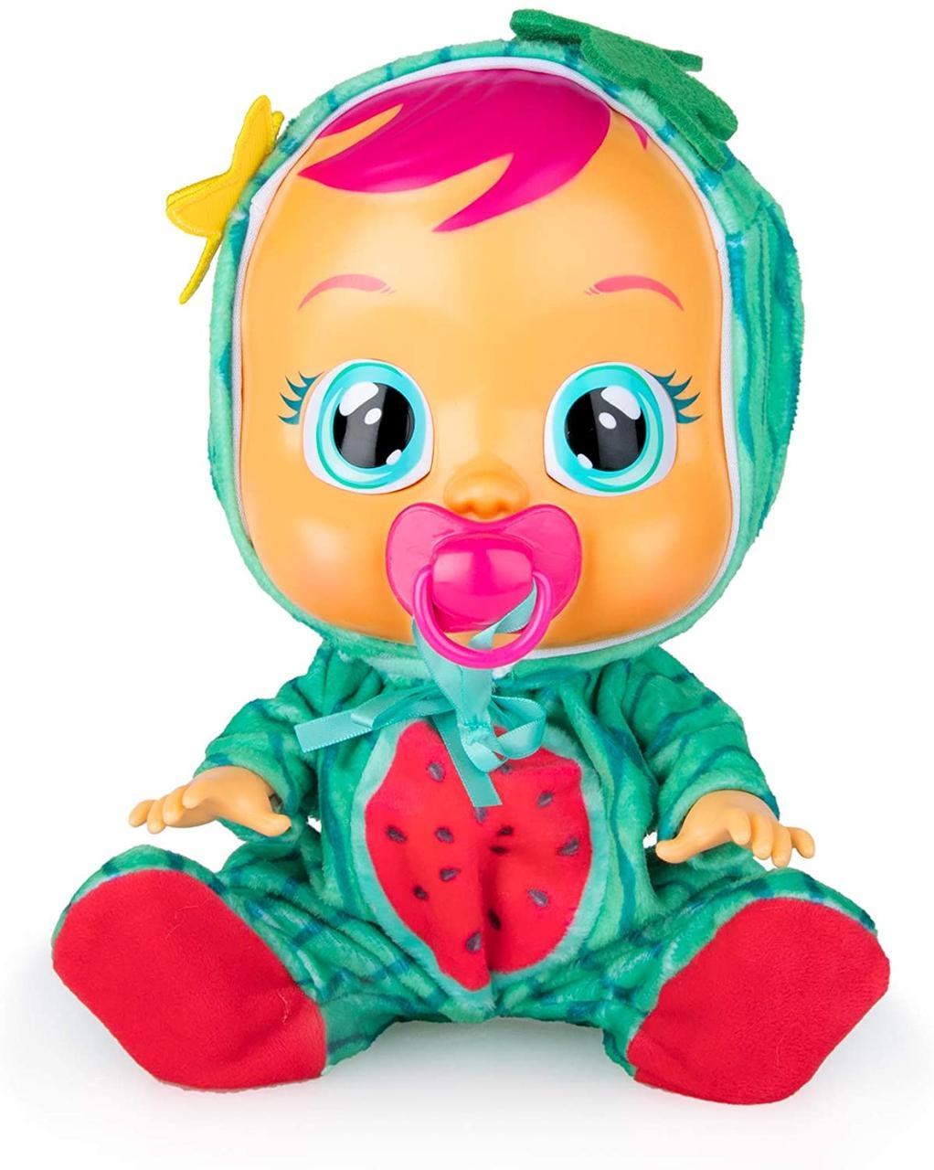 Інтерактивна Лялька плакса IMC Toys Cry Babies Lala Doll Пупс Мишка ЛАЛА