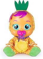 Интерактивная Кукла плакса Пиа с ароматом ананаса Cry Babies Tutti Frutti Pia The Pineapple Пром-цена, фото 1