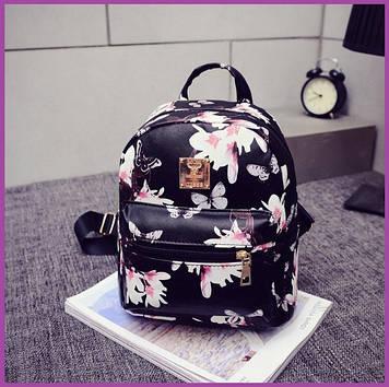 Гарний рюкзак, Жіночі рюкзаки міські, Стильний жіночий рюкзак, Рюкзачок ультрамодний жіночий