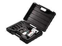 Набор Mighty Seven NC-0410M3 с пневмогайковертом NC-4258 и набором головок 11-21 мм