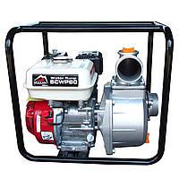 Мотопомпа бензиновая Vulkan SCWP80H для чистой воды с двигателем Honda GX 160