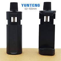 Держатель для телефона на штативы или моноподы Yunteng, фото 3