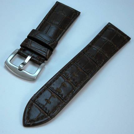 Ремешок для наручных часов (26 мм) Черный, фото 2