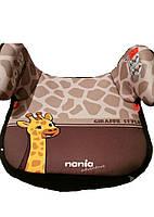 Автокрісло-бустер Nania Dream animals жираф