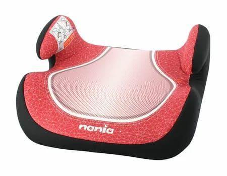 Автокресло-бустер Nania Topo red