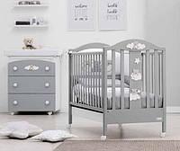 Дитяче ліжечко Azzurra Design Starlette, в асортименті