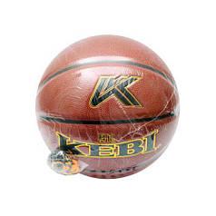 """Мяч баскетбольный """"Kepai KEBI"""" (коричневый) WS-807"""