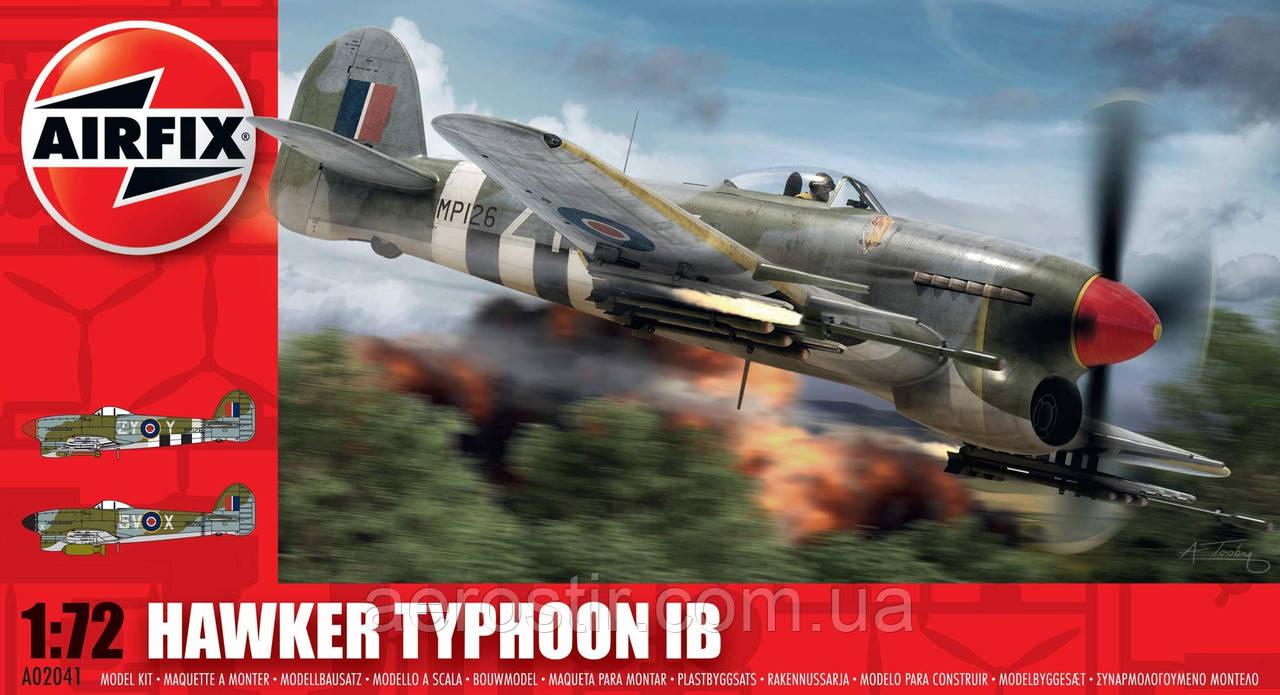 Airfix Hawker Typhoon Ib 1:72