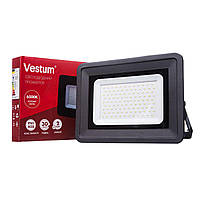 Прожектор LED Vestum 100W 8800Лм 6500K 185-265V IP65, фото 1