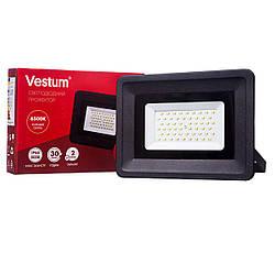 Светодиодный прожектор Vestum 50W 4300Лм 6500K 185-265V IP65 1-VS-3004