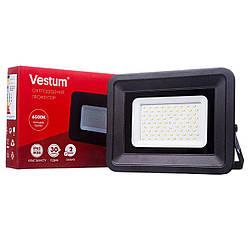 Светодиодный прожектор Vestum 70W 6100Лм 6500K 185-265V IP65 1-VS-3005