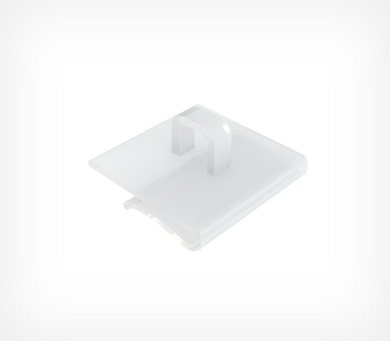 Петля для кріплення на напрямних стандартного підвісної стелі CEILING CLIP-251078