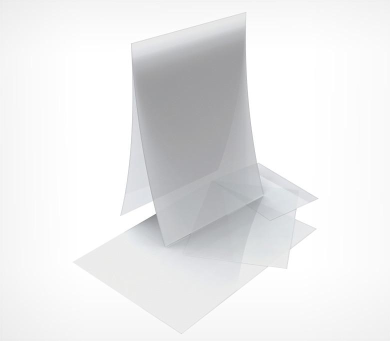 Пластиковый антибликовый карман-протектор А1-А6 PP-101132