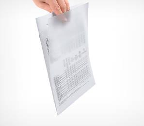 Пластиковый антибликовый карман-протектор А1-А6 PP-101132, фото 2