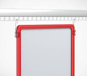 Гачок для підвішування рамок на підвісній системі F-CLIP-102049, фото 2