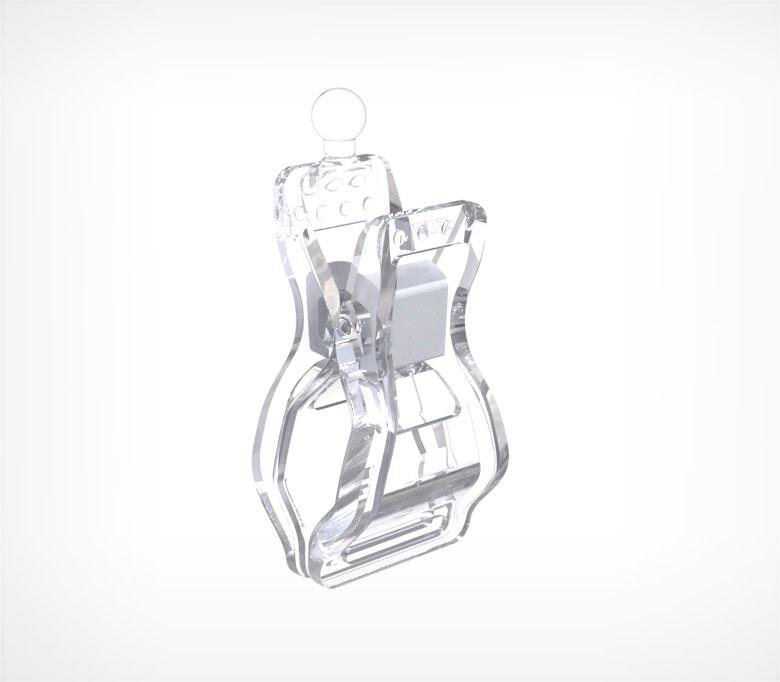 Держатель универсальный для шарнирного ценникодержателя CLIP LARGE-VL-202009