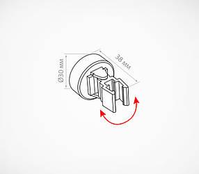 Магнитный держатель рамки MGT-RND-180-102228, фото 2