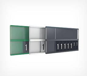 Кассета цен формата A7L с блокнотом REGULAR PC DIGIT-A7L-222167, фото 2