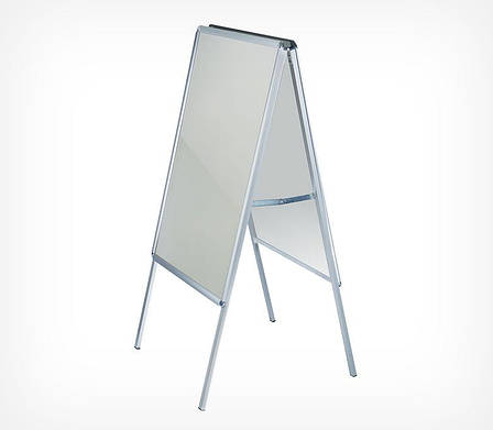 Штендер с рамами из алюминиевого клик-профиля A-STAND-131021, фото 2