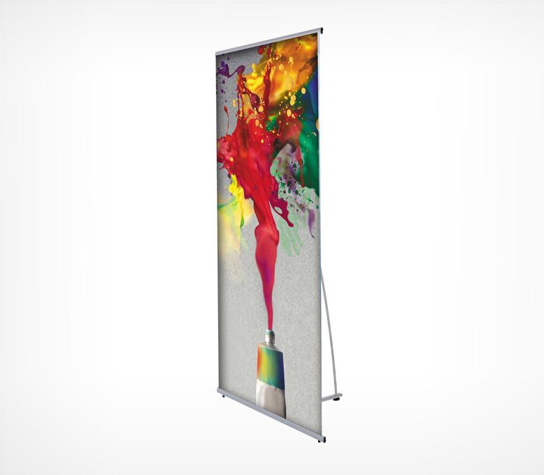 Мобильный баннерный стенд banner display-131093