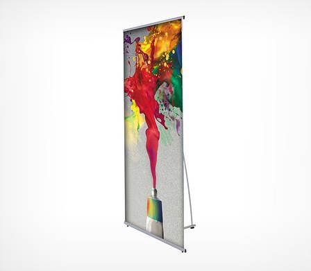 Мобильный баннерный стенд banner display-131093, фото 2
