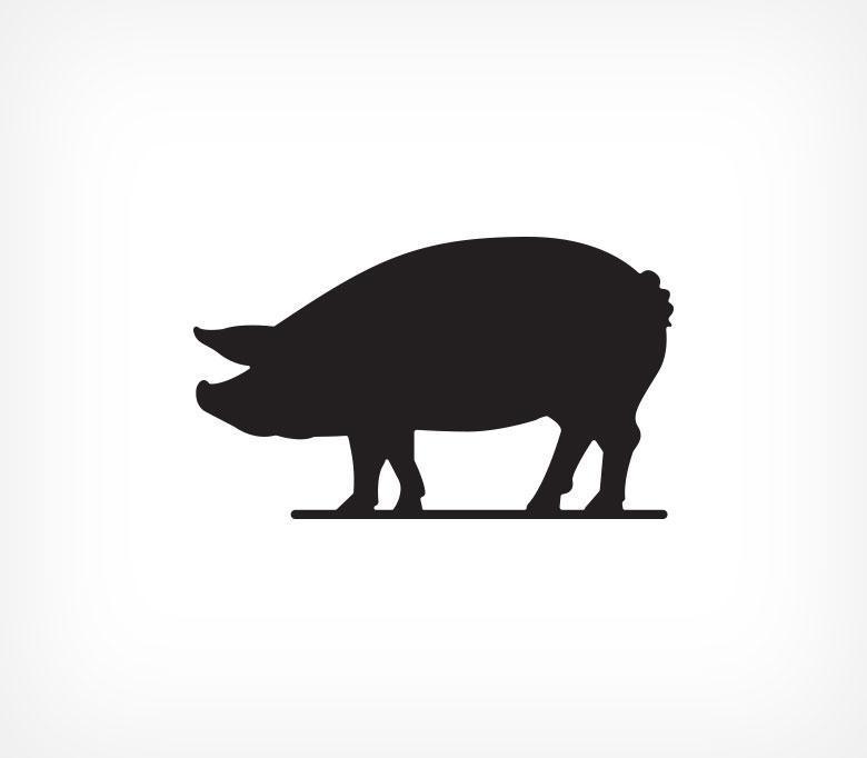 Крейдяна табличка «Хрюша» BB PIG-202522