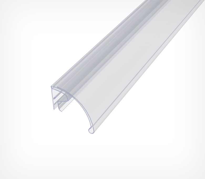 Ценникодержатель для проволочных полок и панелей до 1,5 мм KEC39-195429