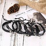 Браслет кожаный винтажный Type K (DY51526), фото 4