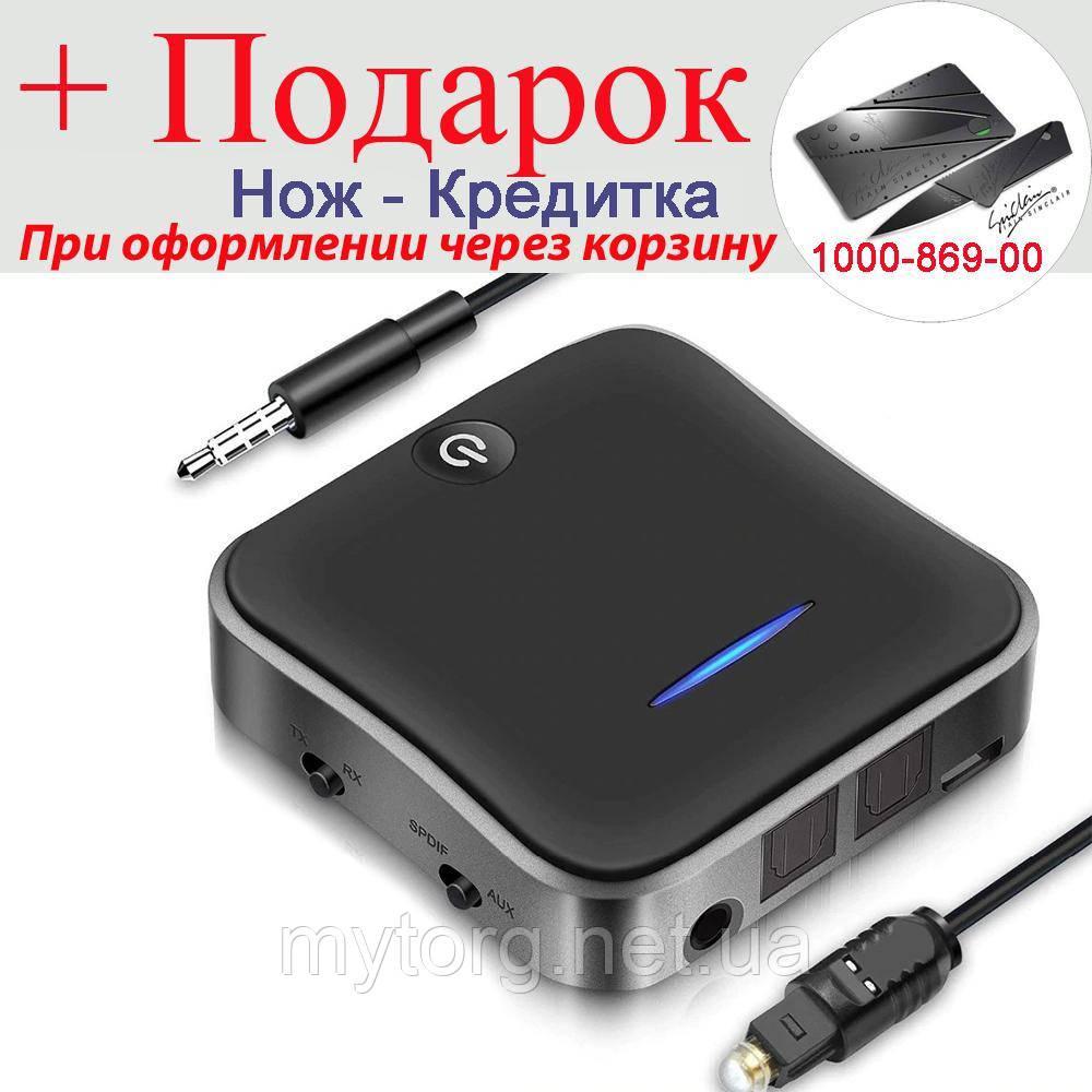 Аудіо приймач BT B19 CSR8675 Bluetooth 5,0