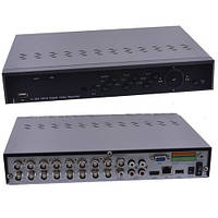 Видеорегистратор 4 канальный DVR: беспроводное управление с мобильного/планшета