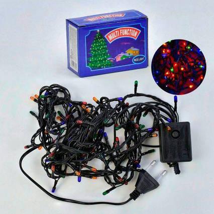 Гирлянда светодиодная, 100 лампочек, 4,5 м C31322