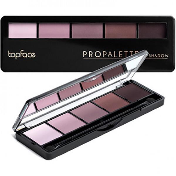 Палітра тіней для повік Pro Palette Top Face PT 501 Палітра 17