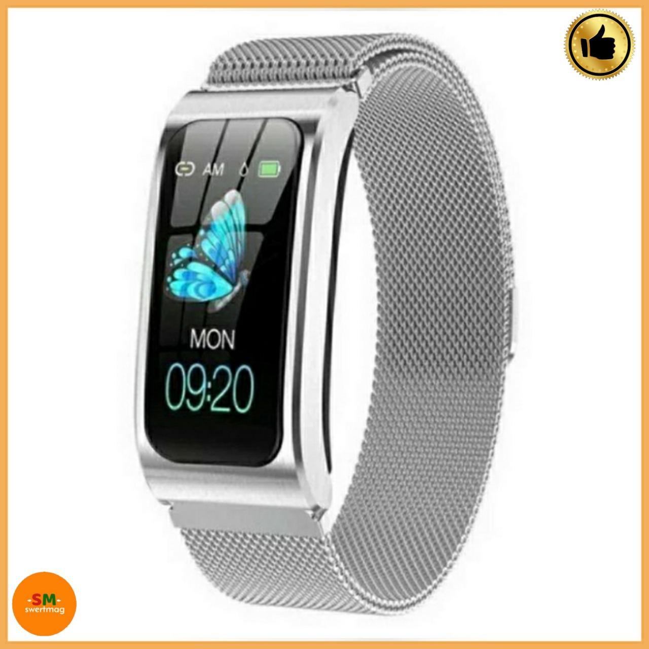Розумні Фітнес-браслет, розумні годинник X3 Silver