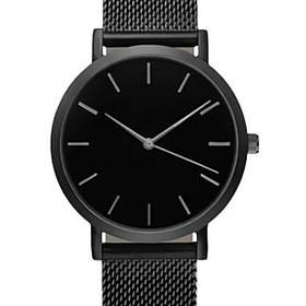 Жіночі наручні годинники Geneva Field Black