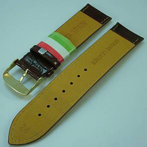 Ремешок для наручных часов  21207 (24 мм) Nagata 11.7+7.7, фото 2