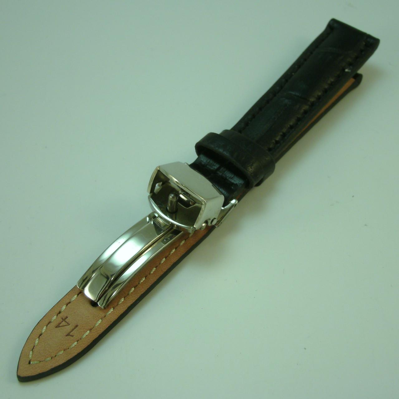 Ремешок для наручных часов  21209 (14 мм) клипса 10.8+6.2