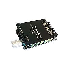 Усилитель звука HIFIDIY LIVE 502С. Bluetooth 5.0, AUX, 2x100W