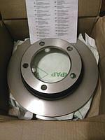 Диск тормозной переднего тормоза ВАЗ 2121-2123 TRW-LUCAS (ТРВ-ЛУКАС)