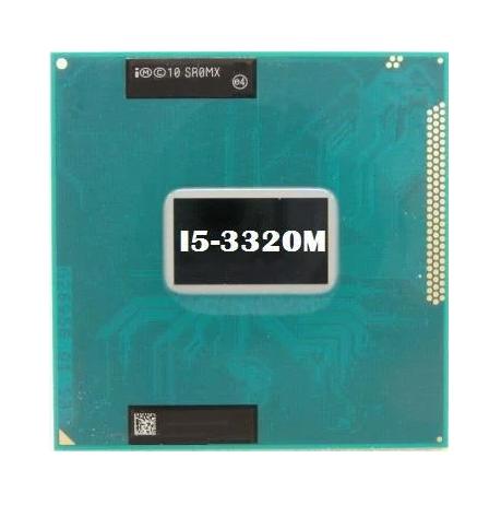 Процессор Intel Core i5-3320M-2,60GHz- Б/У