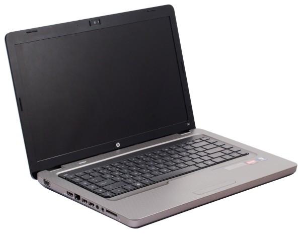 Ноутбук HP G62-a12EO-AMD Turion P520-2.3GHz-4Gb-DDR3-320Gb-HDD-W15.6-Web-DVD-RW-(B-)- Б/У