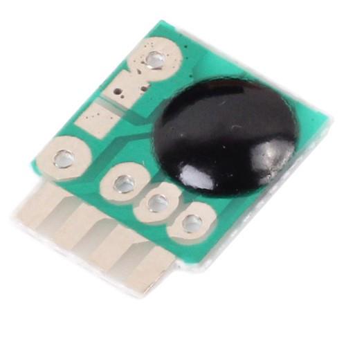 Модуль звуковой, плата электронная полицейская сирена 3-4.5В, 103001
