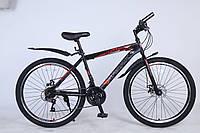 Велосипед з безкоштовною доставкою SPARK FORESTER 26-ST-19-ZV-D (Чорний з червоним)